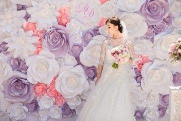 7 Inspirasi Desain Foto Booth Pernikahan yang Instagrammable