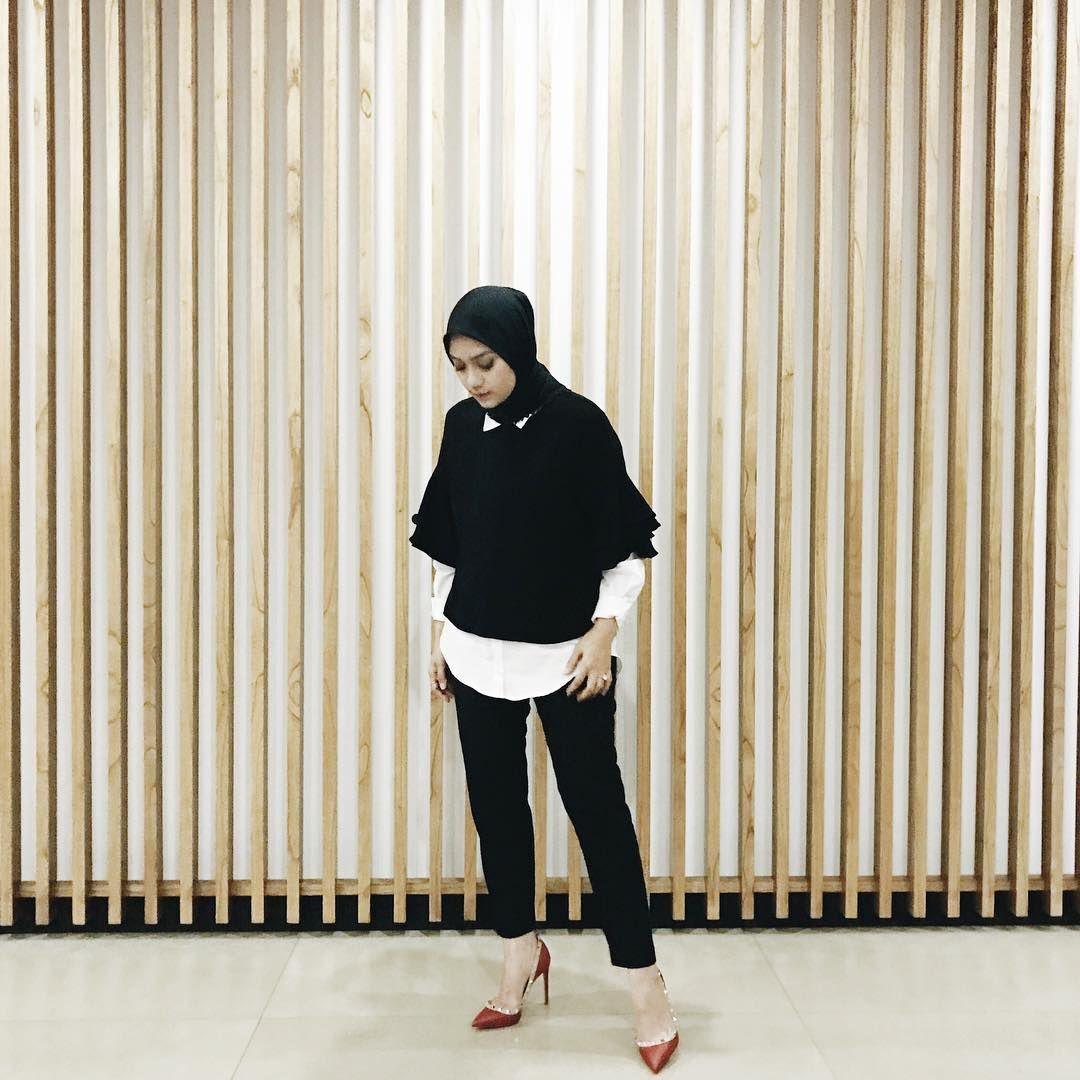Biar Gaya Hijabmu Makin Trendi saat ke Kampus, Intip Tips dari Ayudia Yuk!
