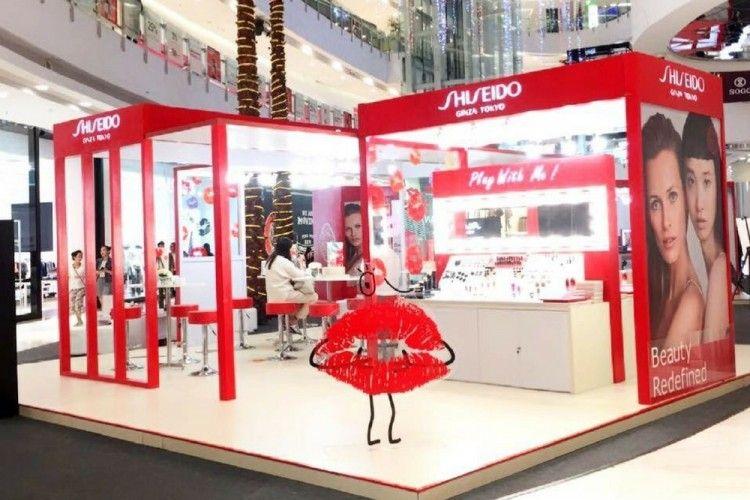 5 Pengalaman Seru Di Pop Up Event Shiseido