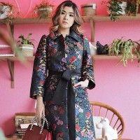 Tren Floral a la Fashion Influencer yang Wajib Diintip!