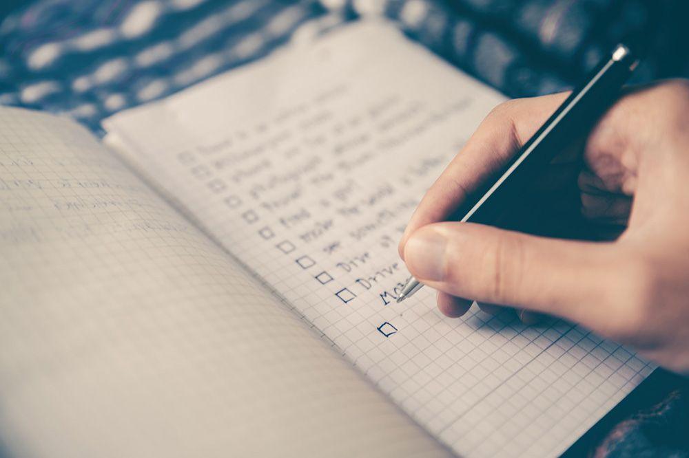 Percayalah, 5 Kiat Membuat To-Do List Ini Akan Menyelamatkan Hidupmu