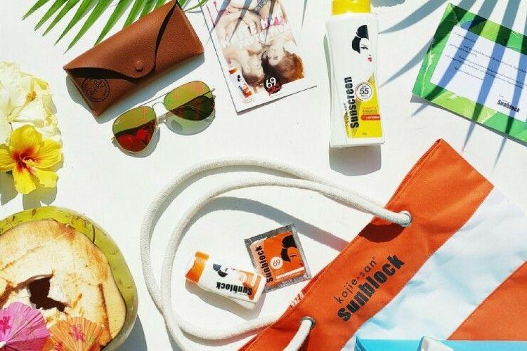 5 Manfaat Sunscreeen yang Perlu Kamu Ketahui!