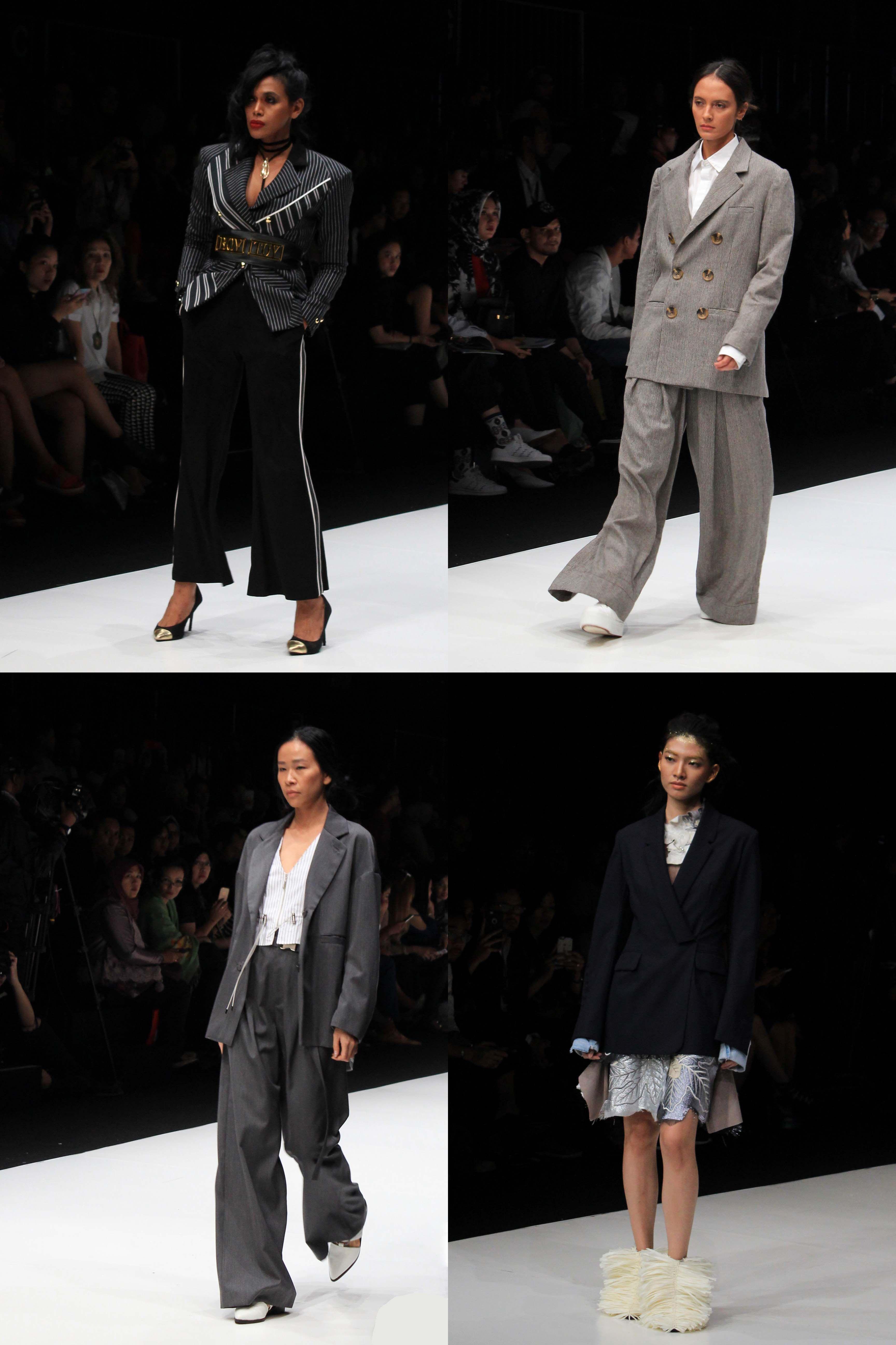 10 Trend Fashion Indonesia yang akan Mewarnai Tahun 2018