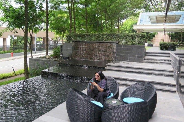 2 Hotel Super Artsy di Singapura Ini Tawarkan 'Perfect Getaway'