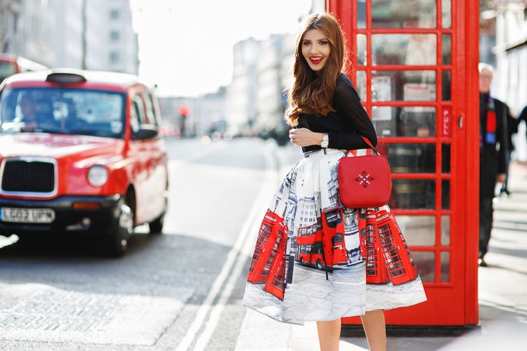 Keren Banget! Yuk, Intip 5 Inspirasi Street Style di Inggris!
