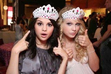 Ini Awal Mula Persahabatan Taylor Swift dan Selena Gomez