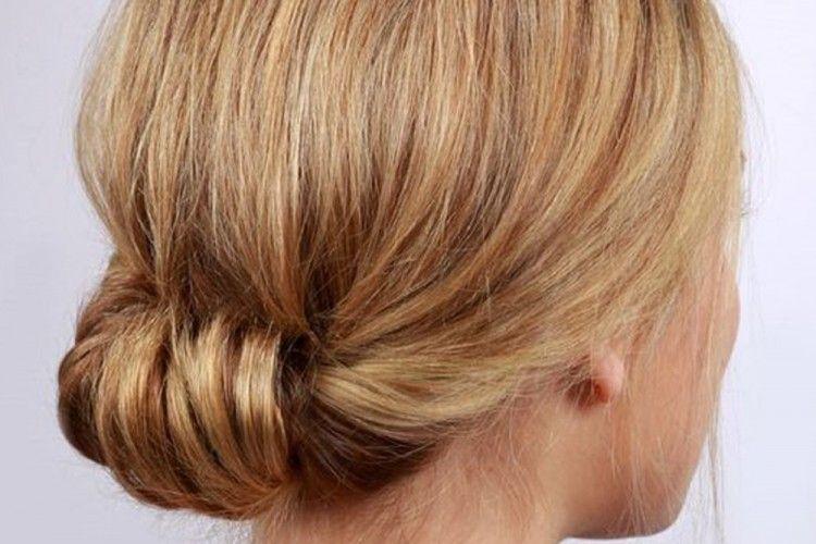 Tutorial Hair Bun Simpel dan Elegan untuk Acara Formal Hanya Dalam 3 Menit!