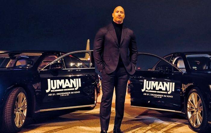 Film 'Jumanji' Mendulang Sukses, Dwayne Johnson Ucap Terima Kasih Ke Indonesia