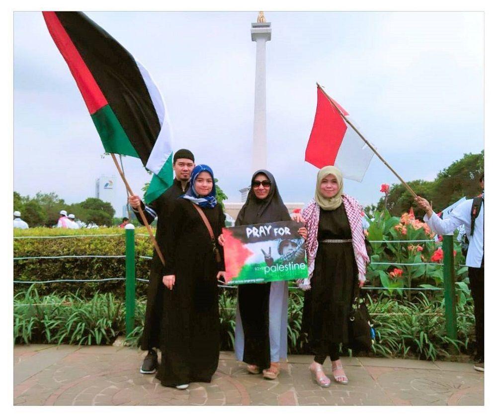 Salut! 5 Artis Ini Tunjukkan Rasa Kepedulian Mereka untuk Palestina