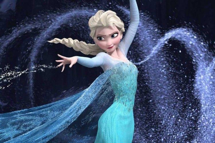 Karena Sebab Inilah Karakter Disney Menggunakan Busana Berwarna Biru