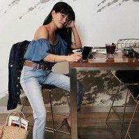 Pakai Celana Jeans untuk Gaya Simpelmu di Hari Sabtu