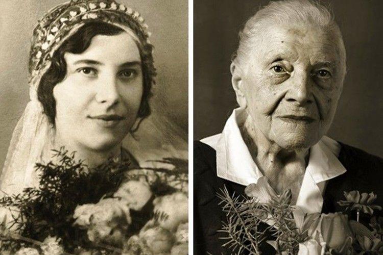 Menakjubkan! Fotografer Ini Memotret 5 Orang yang Hidup Lebih dari 100 Tahun