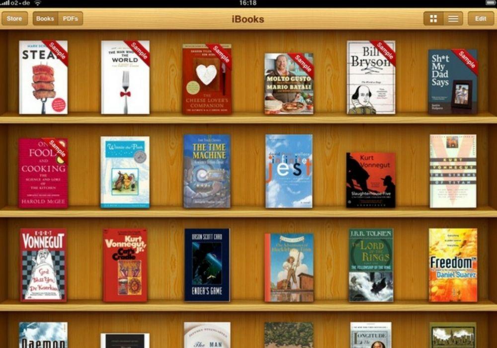 6 Aplikasi Terbaik Smartphone Buat Kamu yang Suka Baca Buku