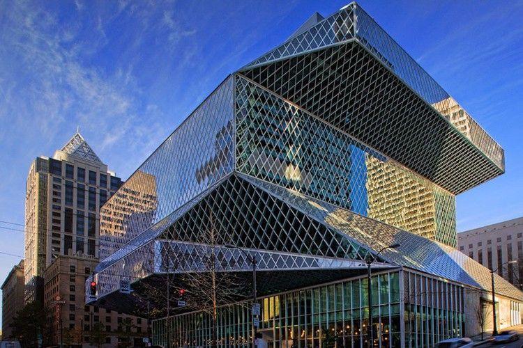 Perpustakaan dengan Desain Menarik dari Berbagai Negara