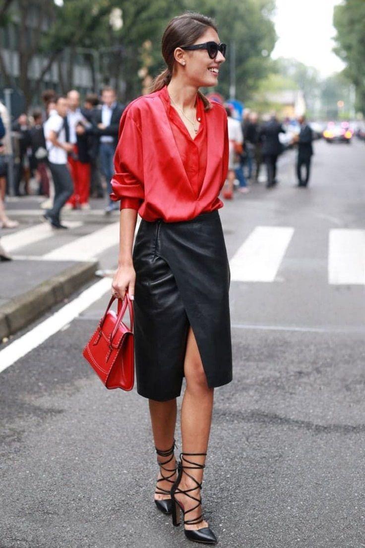 5 Cara Seru Pakai Wrap Skirt yang Bisa Kamu Tiru