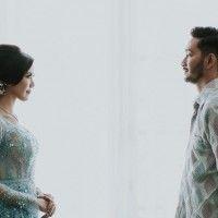 Keren! Syahnaz Sadiqah dan 6 Artis yang Memilih Menikah Bertema Outdoor