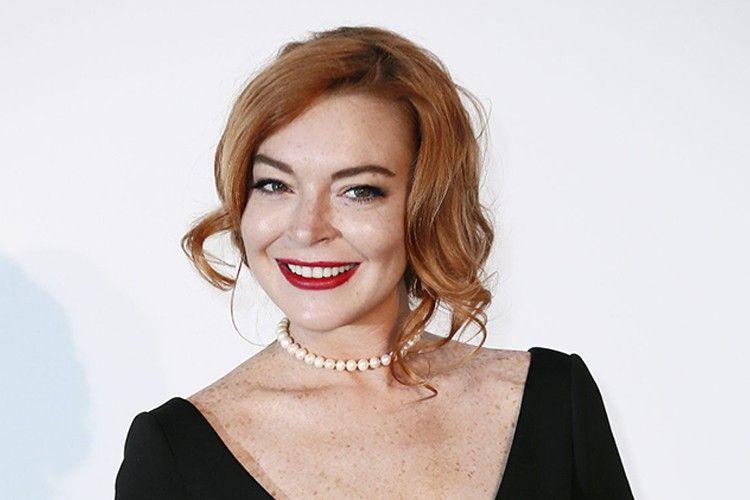 Lama Tak Terdengar Kabarnya, Lindsay Lohan akan Luncurkan Lini Kosmetik
