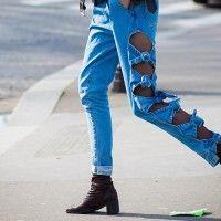 #PopbelaOOTD: Trending! Ini Jeans Kekinian yang Wajib Kamu Punya
