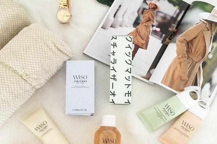 Shiseido Rilis Skincare dari Bahan Makanan untuk Millennial