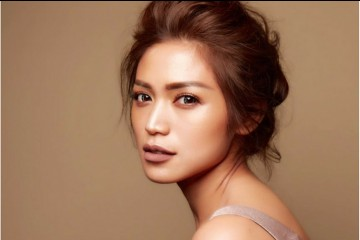 Nggak Selalu Digerai, Ini 5 Gaya Rambut Jessica Iskandar yang Lain