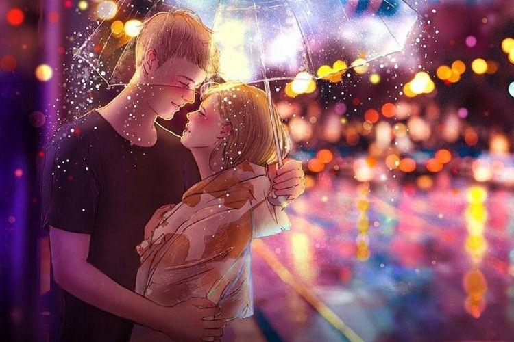 So Sweet 9 Ilustrasi Yang Nggak Kalah Romantis Dengan Drama Korea