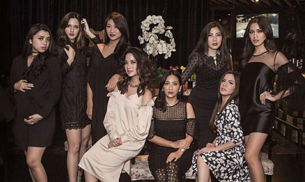 Selalu Memikat, Begini Mewahnya Gaya Hidup 'Girls Squad' Jedar