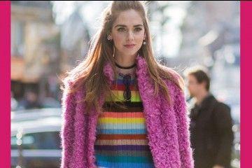 #PopbelaOOTD: Rainbow Style buat yang Berani Tampil Beda
