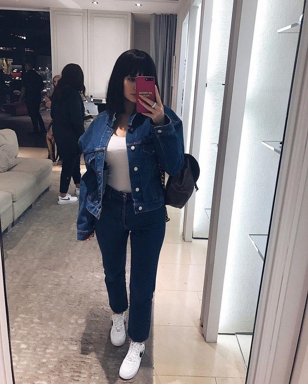 Inspirasi Gaya Swag dari Kylie Jenner