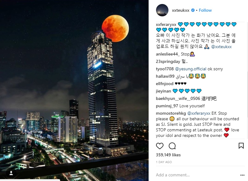 Yuk Ketahui Etika Repost Instagram, Jangan Sampai Seperti Anggota Super Junior Ini