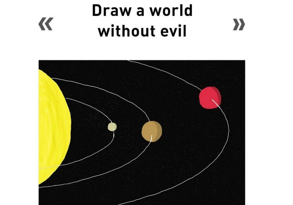 Kreatif Banget! Seniman Ini Gambar Apapun yang Diminta Followers-nya