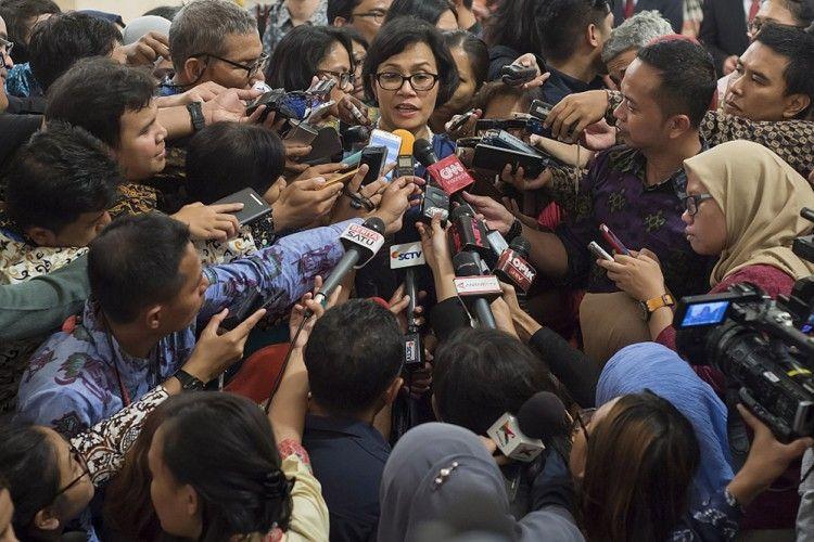 Bikin Bangga Indonesia, Sri Mulyani Jadi Menteri Terbaik di Dunia