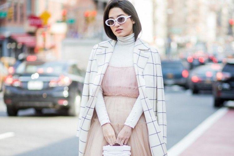 Intip Kerennya Para Street Style Star di Pekan Mode New York 2018