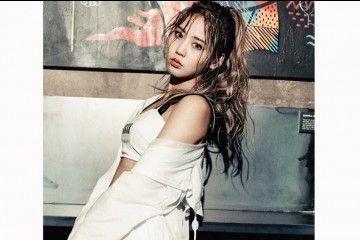 Yook Ji Dam Rapper Cantik yang Punya Gaya Asik