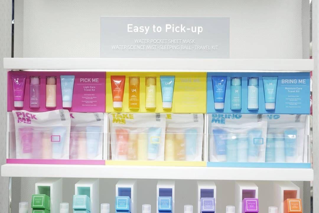 Brand Kosmetik Korea, Laneige Resmi Buka Gerai Pertama di Indonesia!