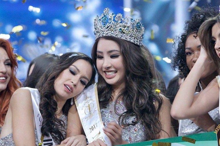Jenny Kim, Miss Supranational 2017 Korea Selatan yang Cinta Indonesia
