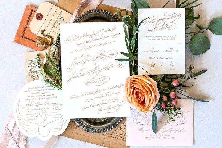 7 Inspirasi Desain Undangan Pernikahan Unik