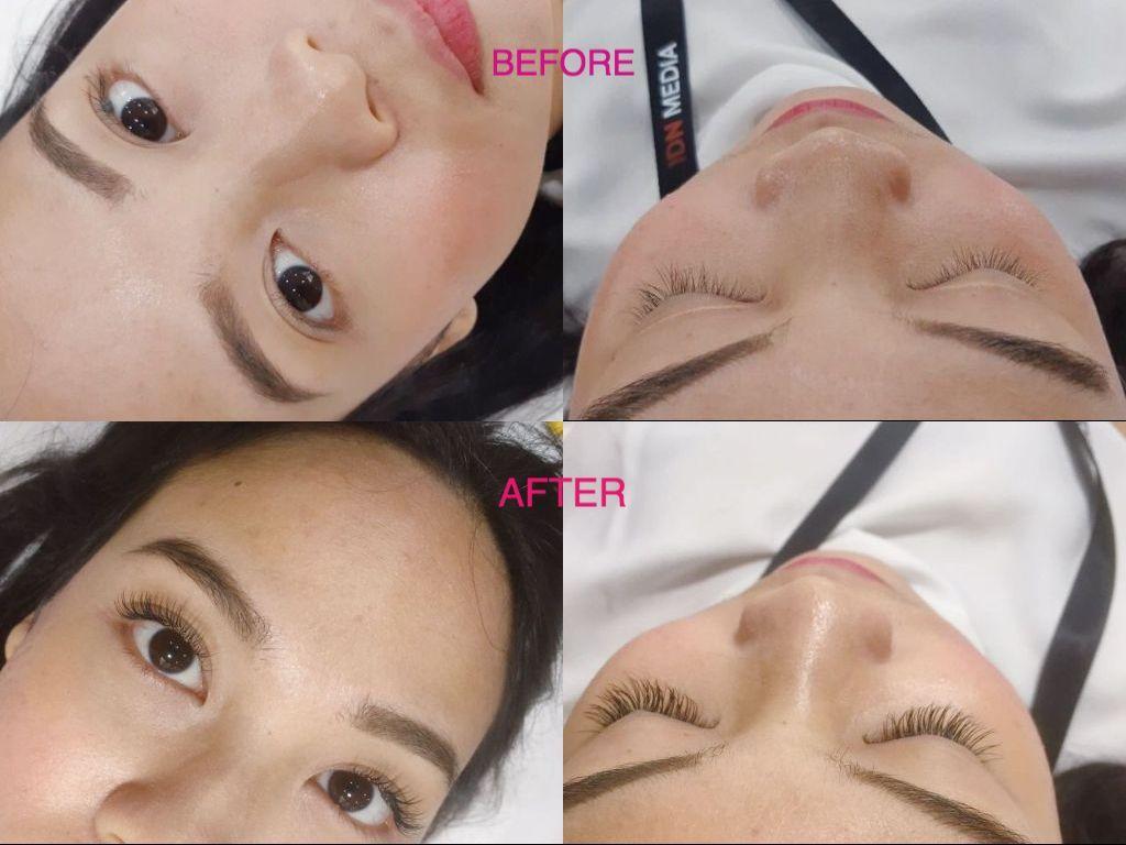 Review: Mencoba Eyelash Extension untuk Pertama Kalinya