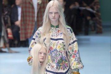 Konsep Horor Pada Fashion Show Gucci Fall 2018