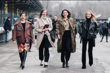 Trend Street Style di Milan Fashion Week 2018