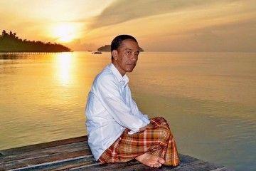 5 Hal Kekinian yang Pernah Dilakukan Presiden Jokowi