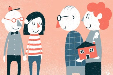 9 Alasan Pacar Belum Kenalkan Kamu Ke Orangtuanya