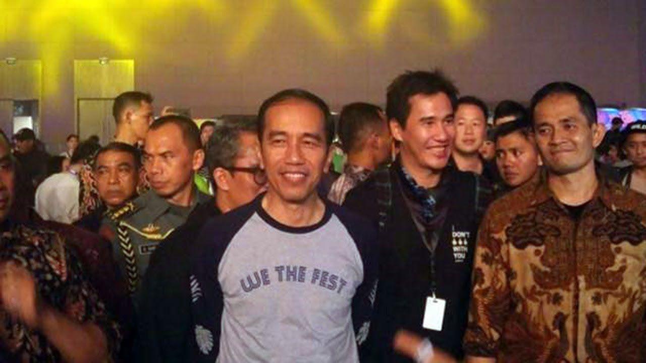 5 Hal Kekinian yang Dilakukan Presiden Jokowi