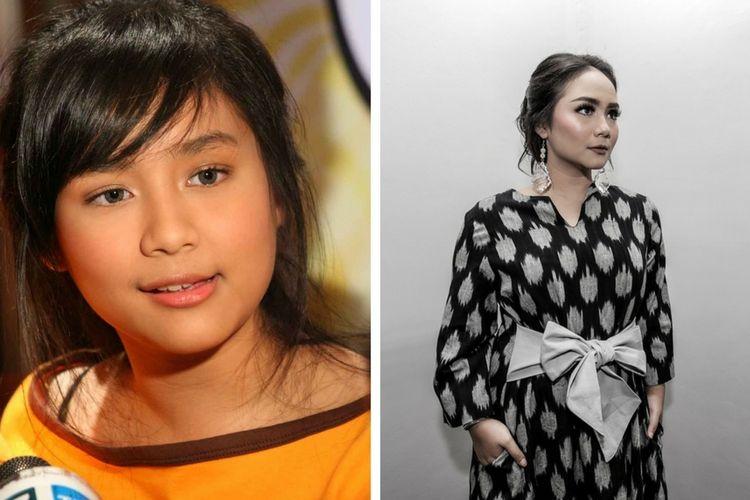 Makin Dewasa Makin Menarik, Ini Transformasi Artis Cilik Indonesia