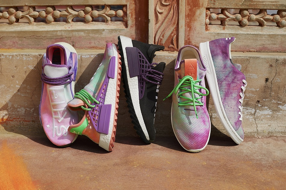 Catchy! Koleksi Terbaru Adidas Originals x Pharrell Williams