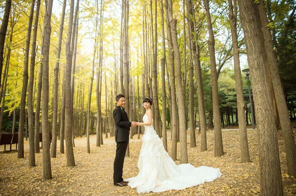 8 Tempat Romantis Untuk Wedding Outdoor Yang Bikin: 7 Inspirasi Foto Dari Konsep Prewedding Outdoor