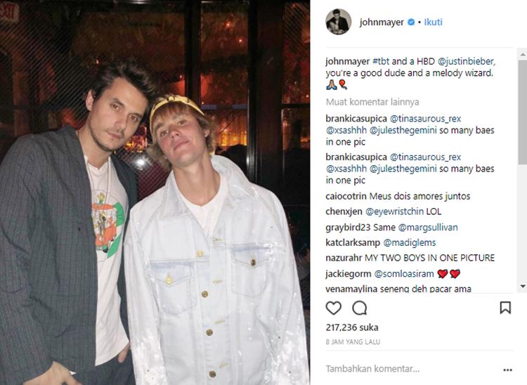 Ultah Ke 24 Ini Ucapan Ulang Tahun Artis Hollywood Untuk Justin Bieber