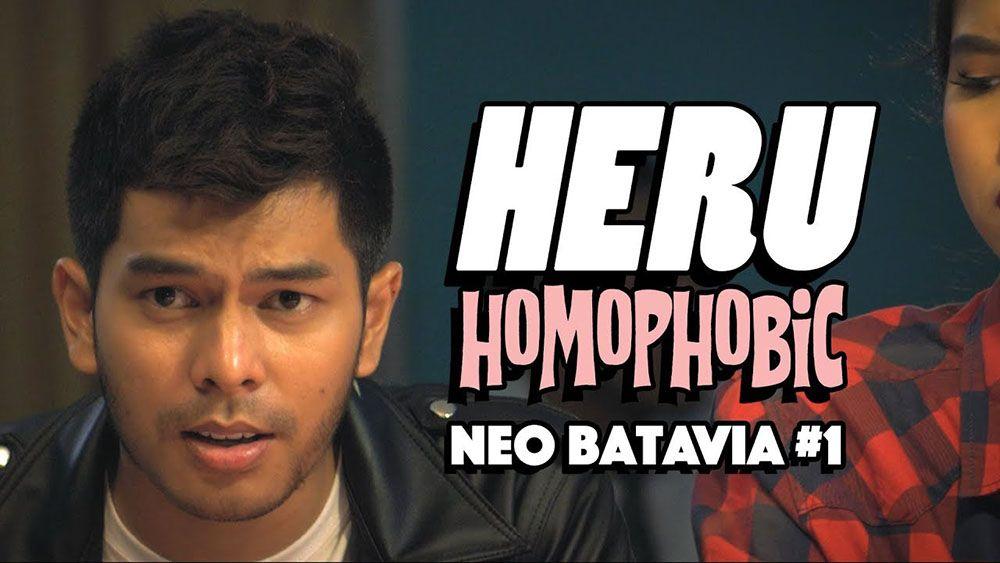Belajar Menghargai Perbedaan dari Web Series 'Neo Batavia'