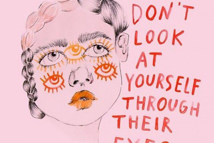 9 Foto Ini Tunjukkan Eskpresi Orang Saat Melihat Perempuan Gemuk