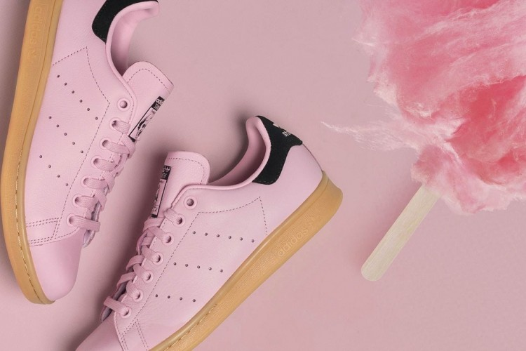 Sweet Sweet Love! Koleksi Sepatu adidas Stan Smith Cotton Candy