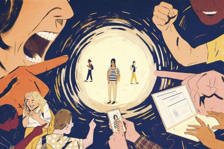 8 Cara Elegan Hadapi Teman Yang Suka Membully